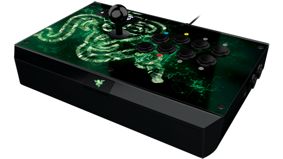 Fighting Games Xbox 1 : Xbox one gets a razer fighting stick for all those