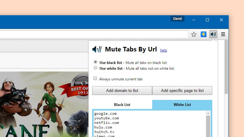 How To Mute Specific Sites In Your Browser