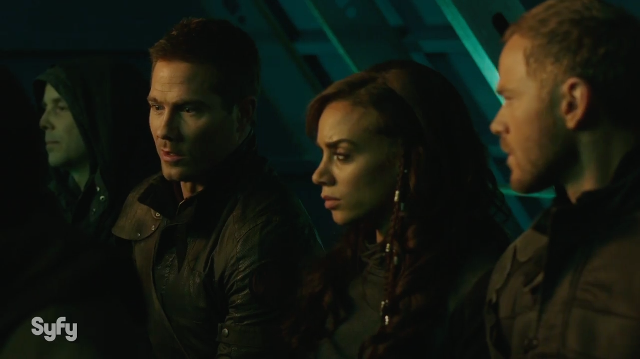 The Killjoys Trailer Proves That Being A Space Bounty Hunter Is The 'Coolest Job In The Universe'