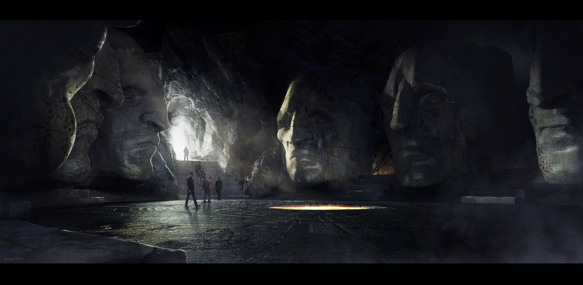 Fine Art The Art Of Alien Covenant Kotaku Australia