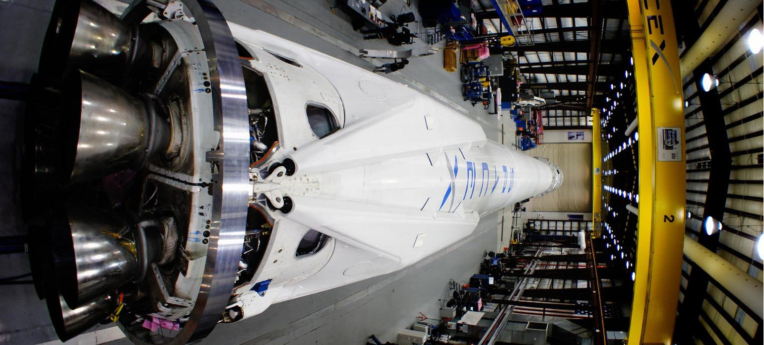 NASA Must Fast-Forward The Manned Use Of SpaceX's Dragon Spacecraft