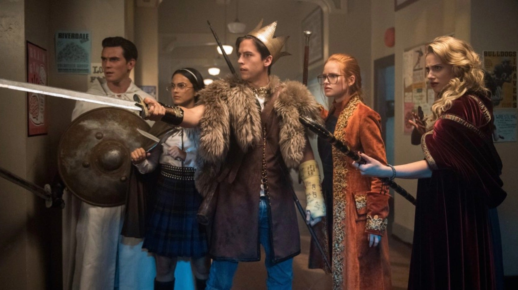 Riverdale Is Doing A Musical Episode Of Heathers