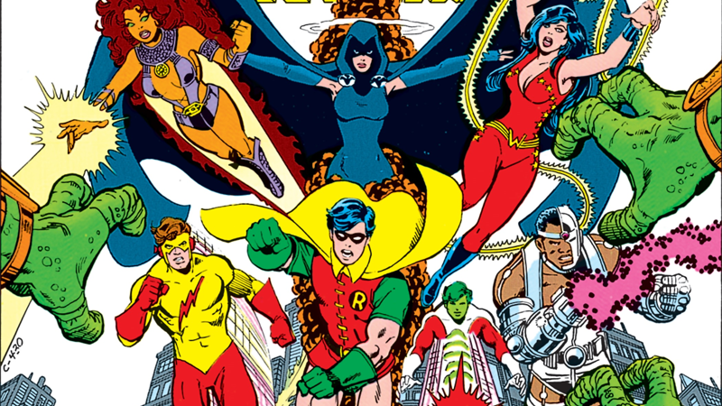 Titans Is The Next Live-Action DC TV Show, But It Won't Be On TV