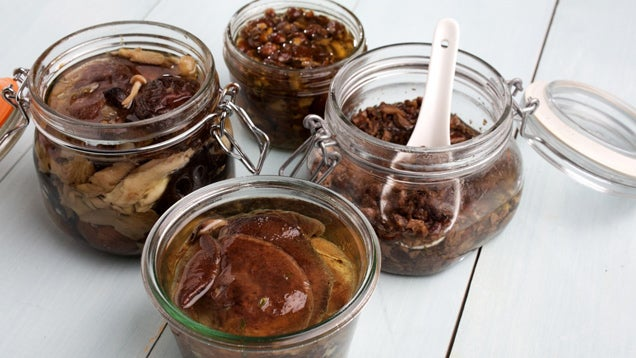 Mushroom Confit: A Weekend Project that Makes Weeknight Cooking Easier