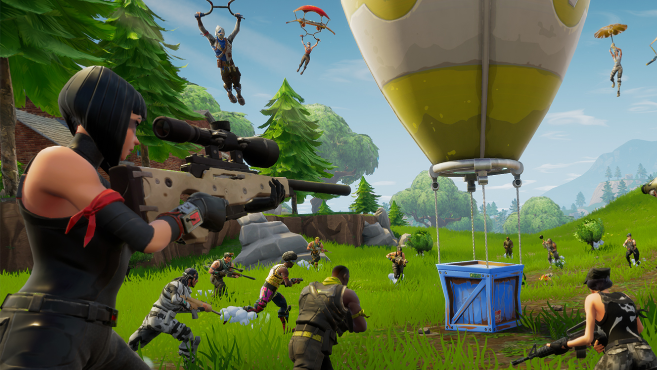Epic Will Keep Fortnite Off Google's Store To Make More Money