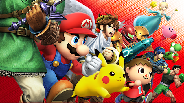 U.S. Smash Bros Demo Out Today For Some, Next Week For Everyone