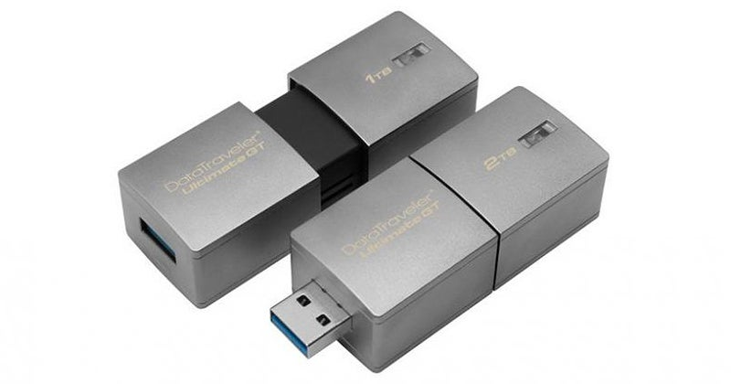 Kingston 2 Terabyte Flash Drive Packs More Storage Than Your MacBook