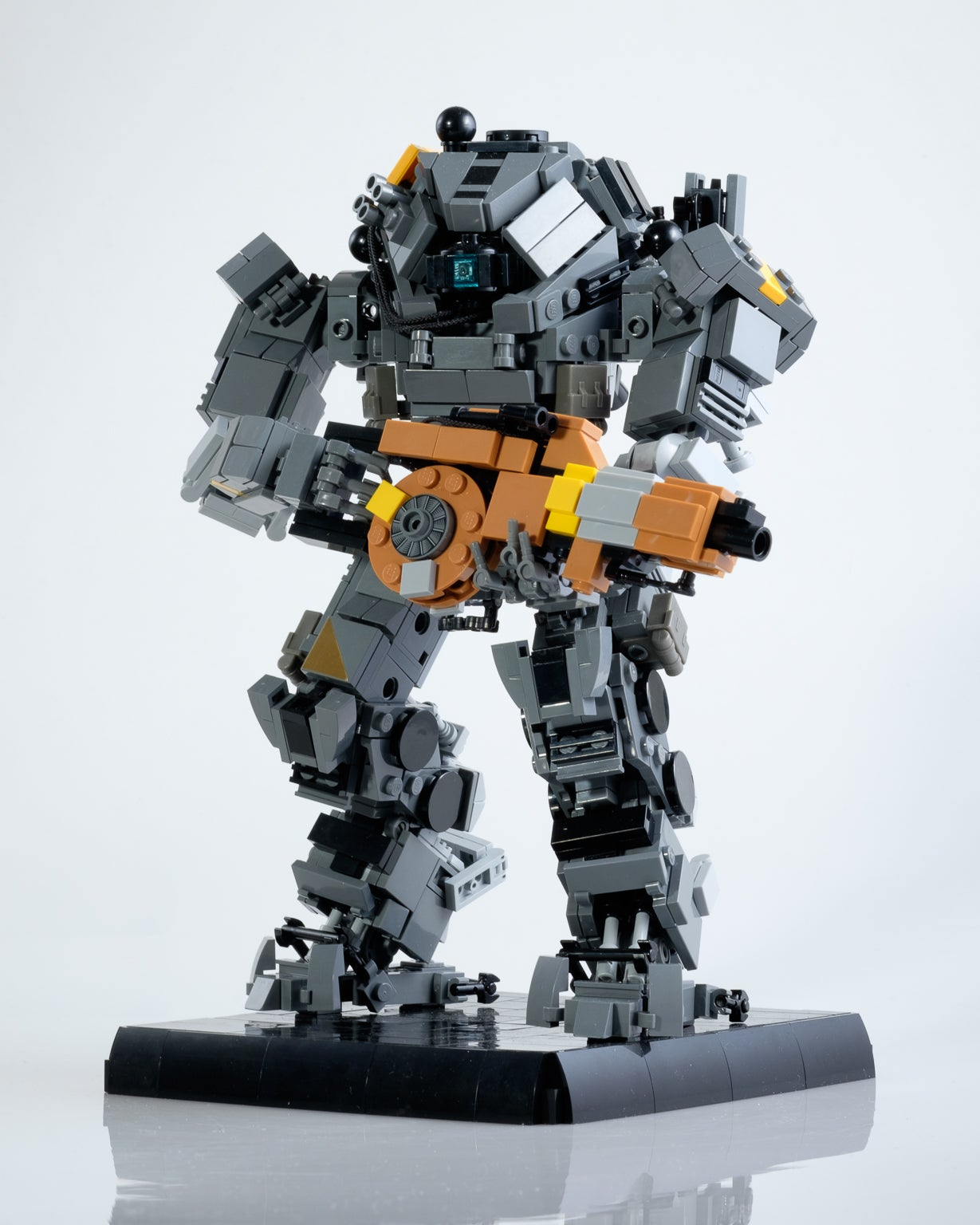 2 D As Built Floor Plans Custom Titanfall Lego Is Great Kotaku Australia