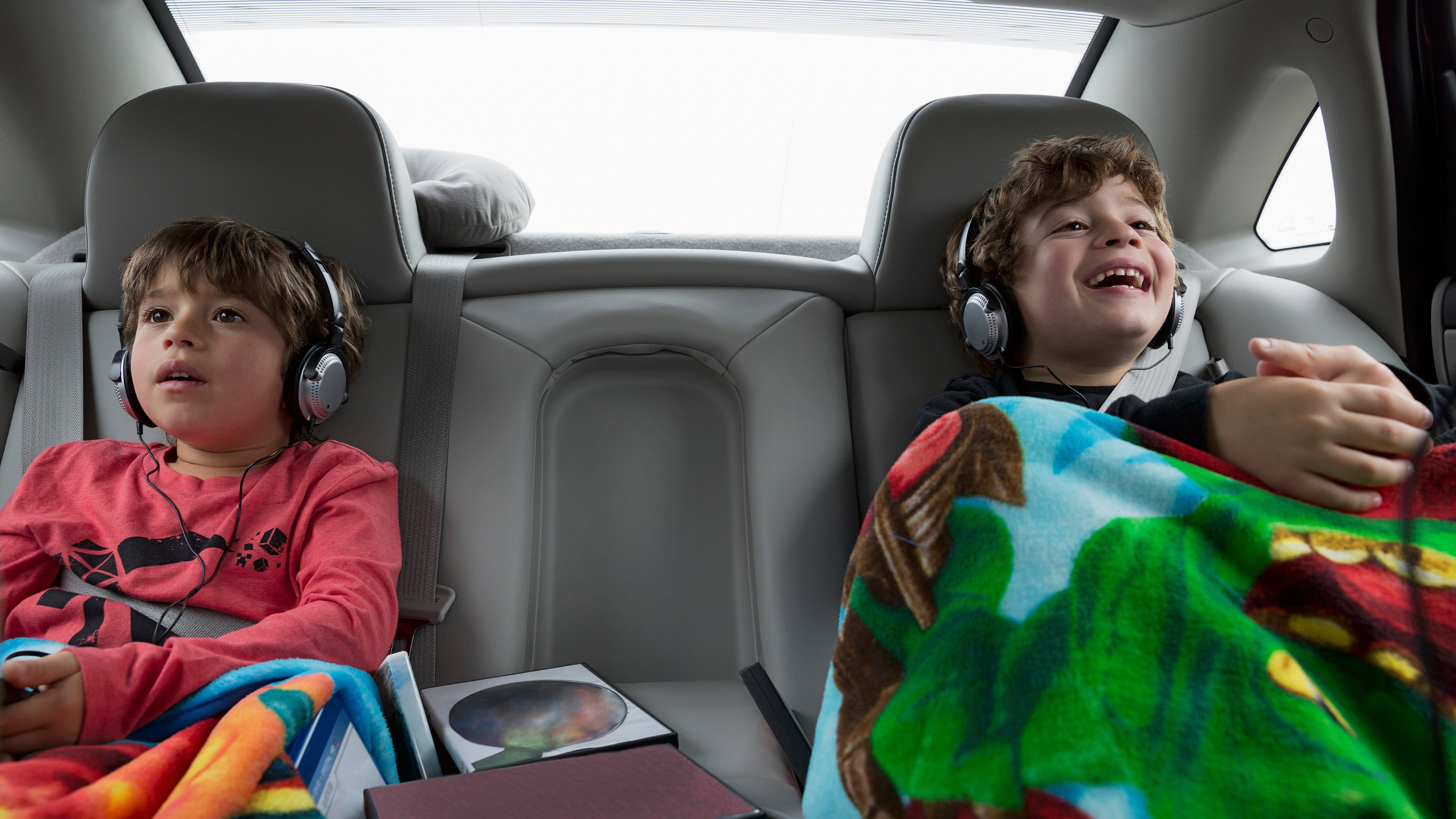 Give Your Kids A Playlist Of Your Favourite Songs