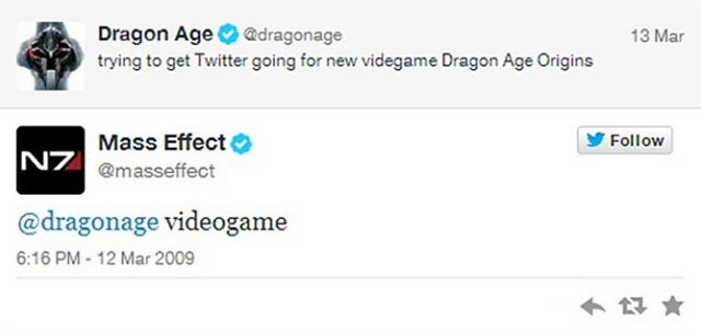 Dragon Age Used To Be Pretty Terrible At Twitter
