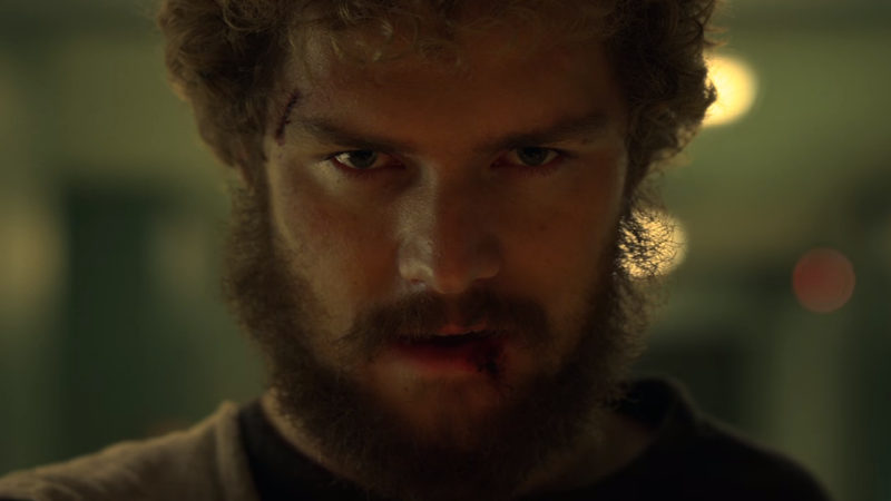 Things Still Aren't Looking Any Better For Danny Rand In Latest Iron Fist Set Pictures