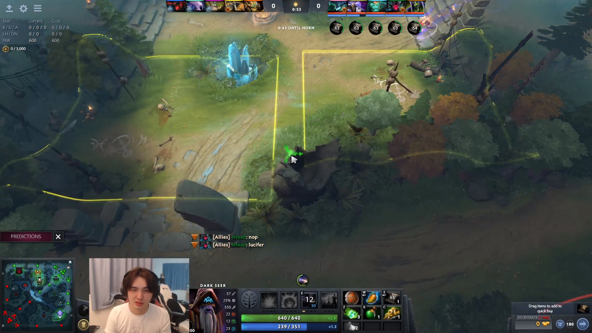 Dota 2 Pro's Twitch Channel Closed After Using N-Word To Describe His Name [Updated]