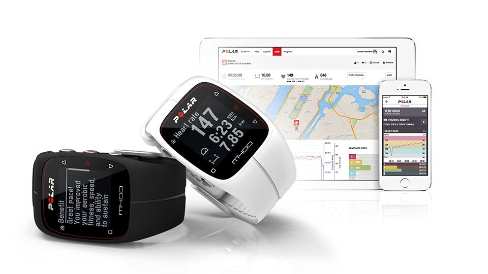 Polar's New Activity-Tracking GPS Watch Manages to Look Good, Too