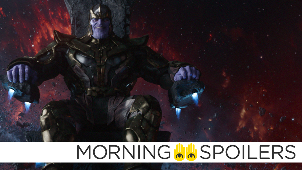 Major New Rumours About Thanos' Goals In Avengers: Infinity War