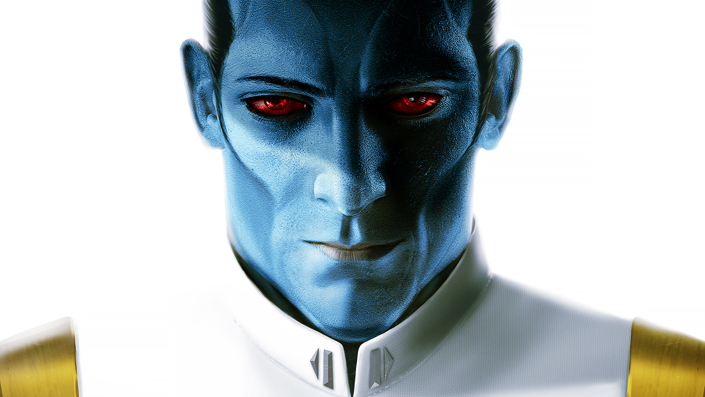 'Star Wars: Thrawn' sequel 'Alliances' announced at New York Comic Con 2017`