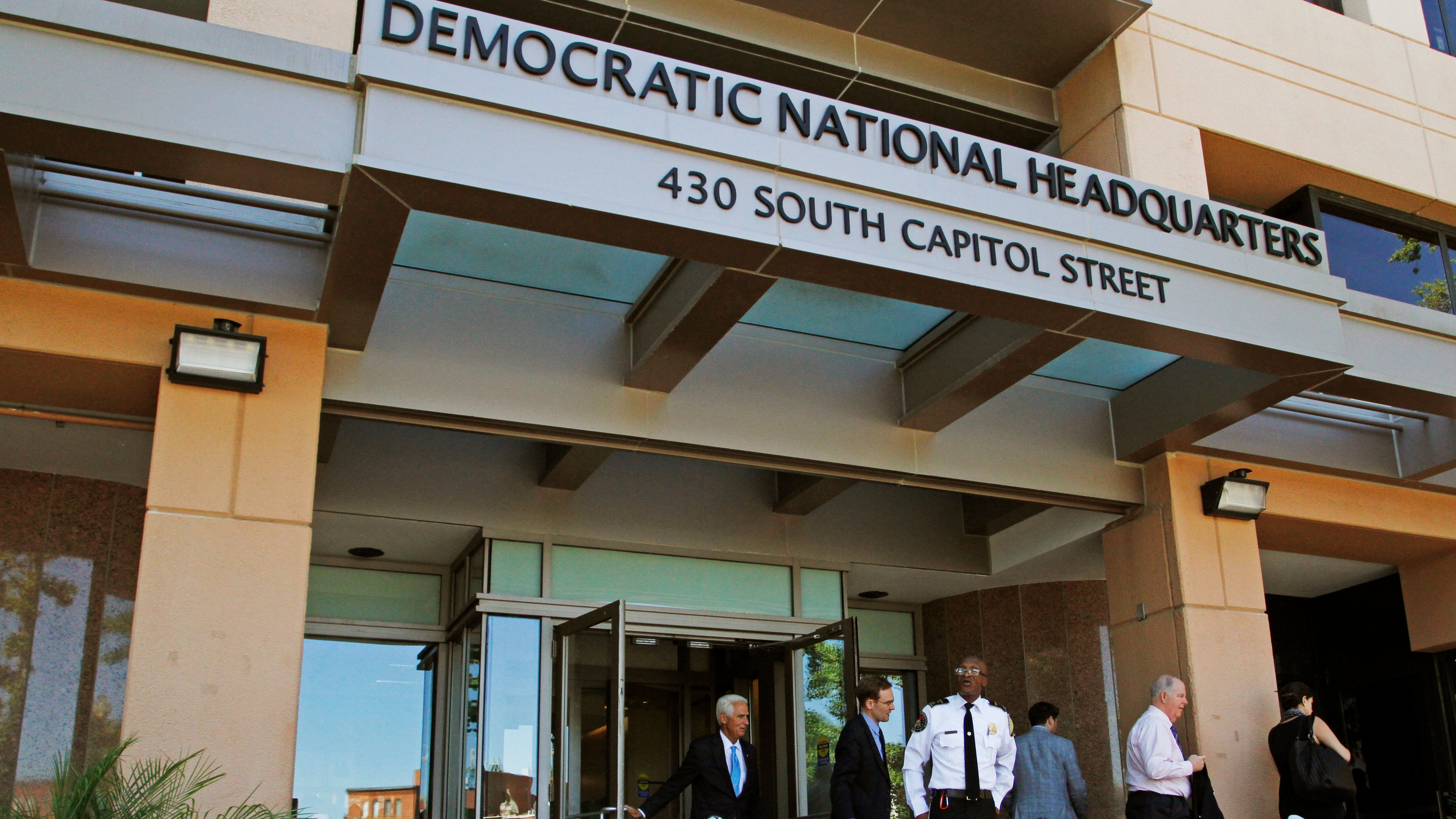 'Hacking Attempt' On Democratic National Committee Discovered