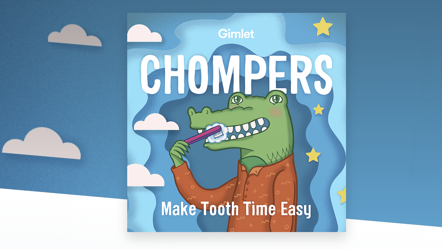 This Is The Two-Minute Tooth Brushing Podcast We've Been Waiting For