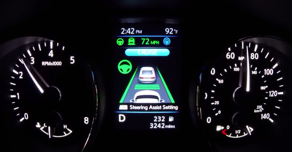 Here's One Way To Fix This Whole Semi-Autonomous Driving Thing
