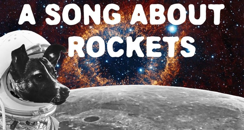 Learn All About The History Of Rockets In Just Four Minutes