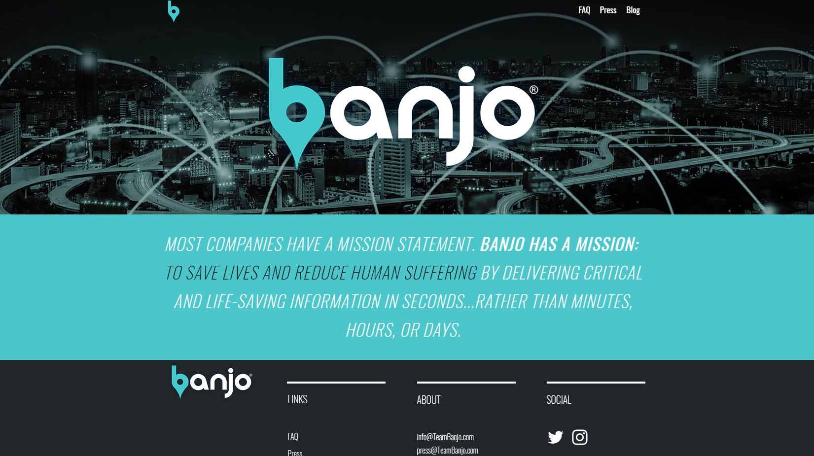 CEO Of Surveillance Firm Banjo Resigns After Past Involvement With KKK Comes To Light