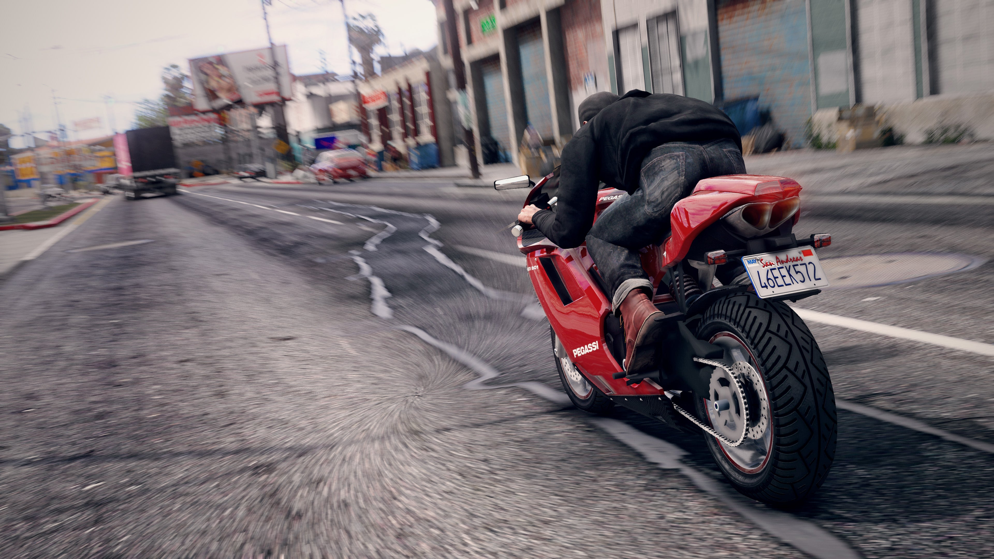 Stunning New GTA V Mod Beset With Claim That Some Of Its Code Was Stolen