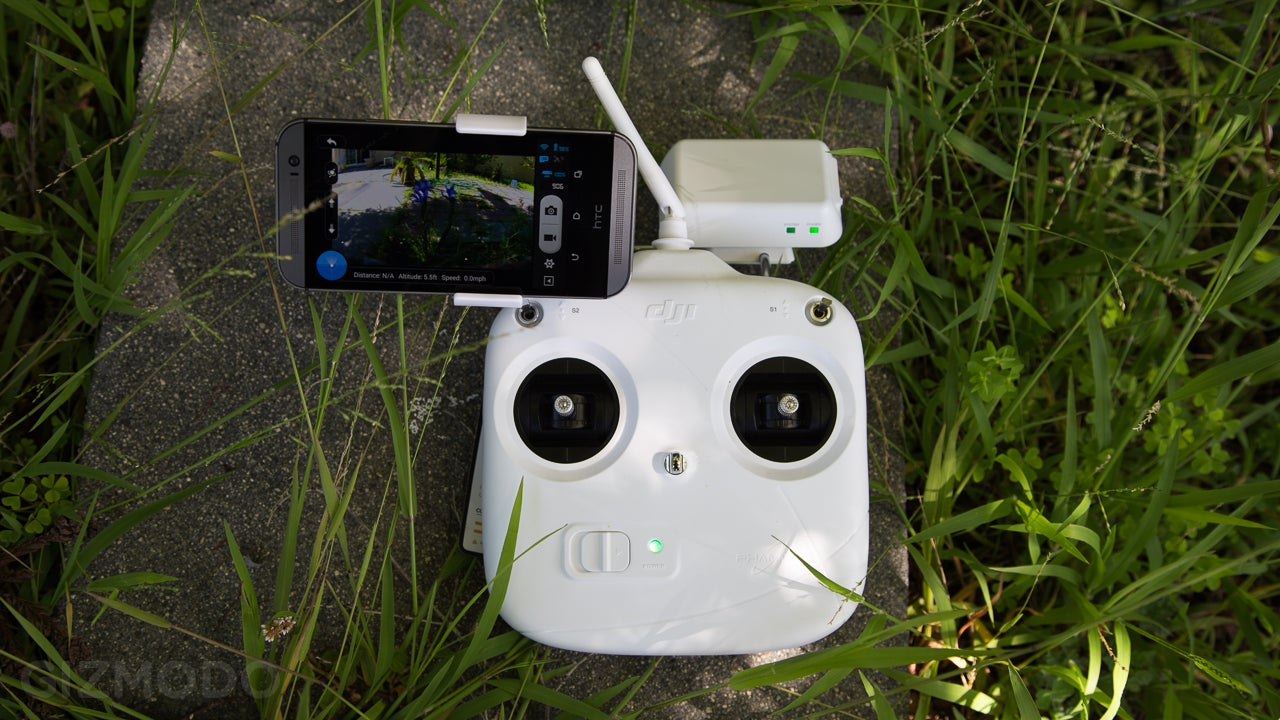 DJI Phantom 2 Vision+ Drone Review: Buttery Smooth