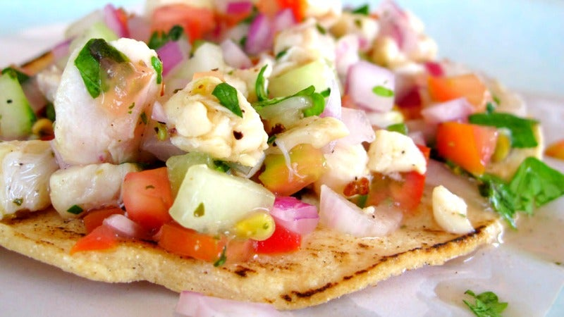 How Little Time You Can Safely Get Away With Marinating Ceviche