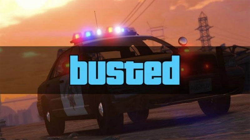 11 Year-Old Grand Theft Auto Fan Caught Driving Real Car