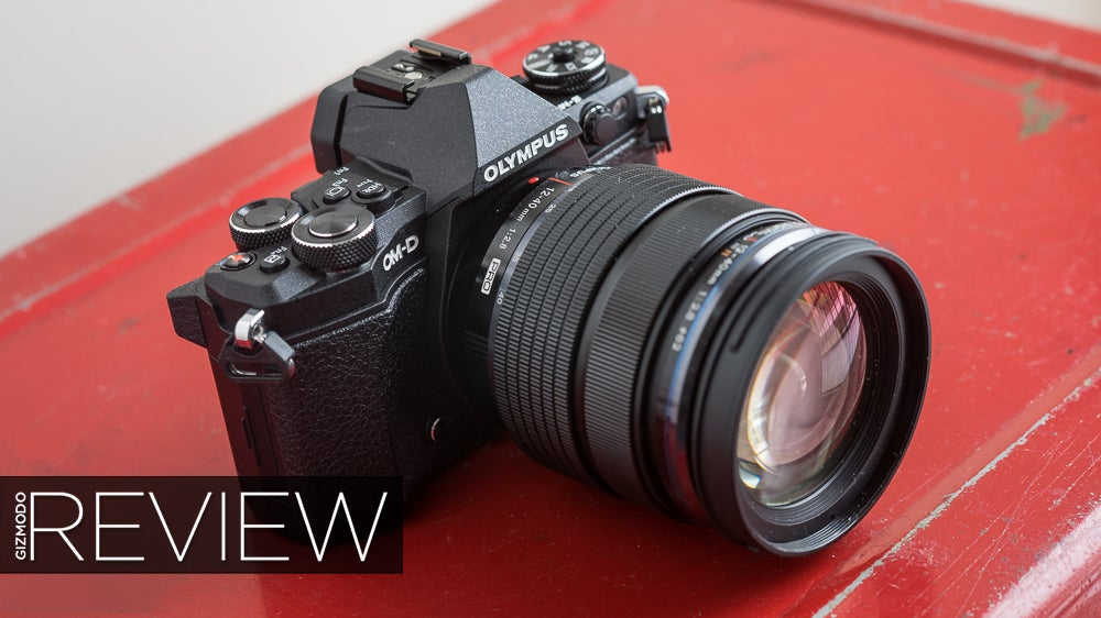 Olympus E-M5 Mark II Review: The Original Retro Camera, Refined to a Tee