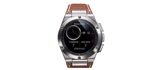 HP's Gaudy Smartwatch Will Be Surprisingly Affordable