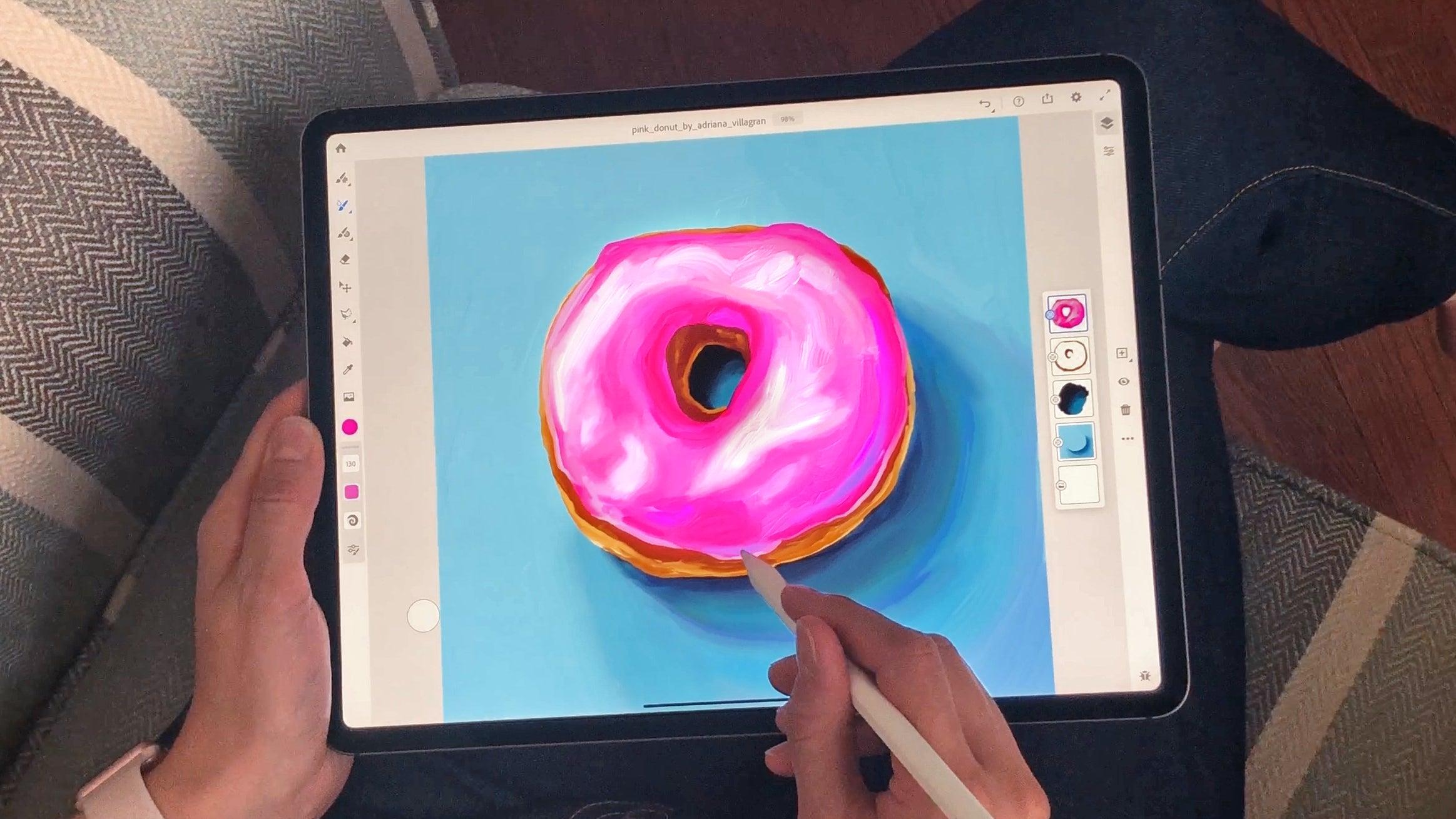 Adobe's New Painting App Is A Tantalising Sneak Peek At The