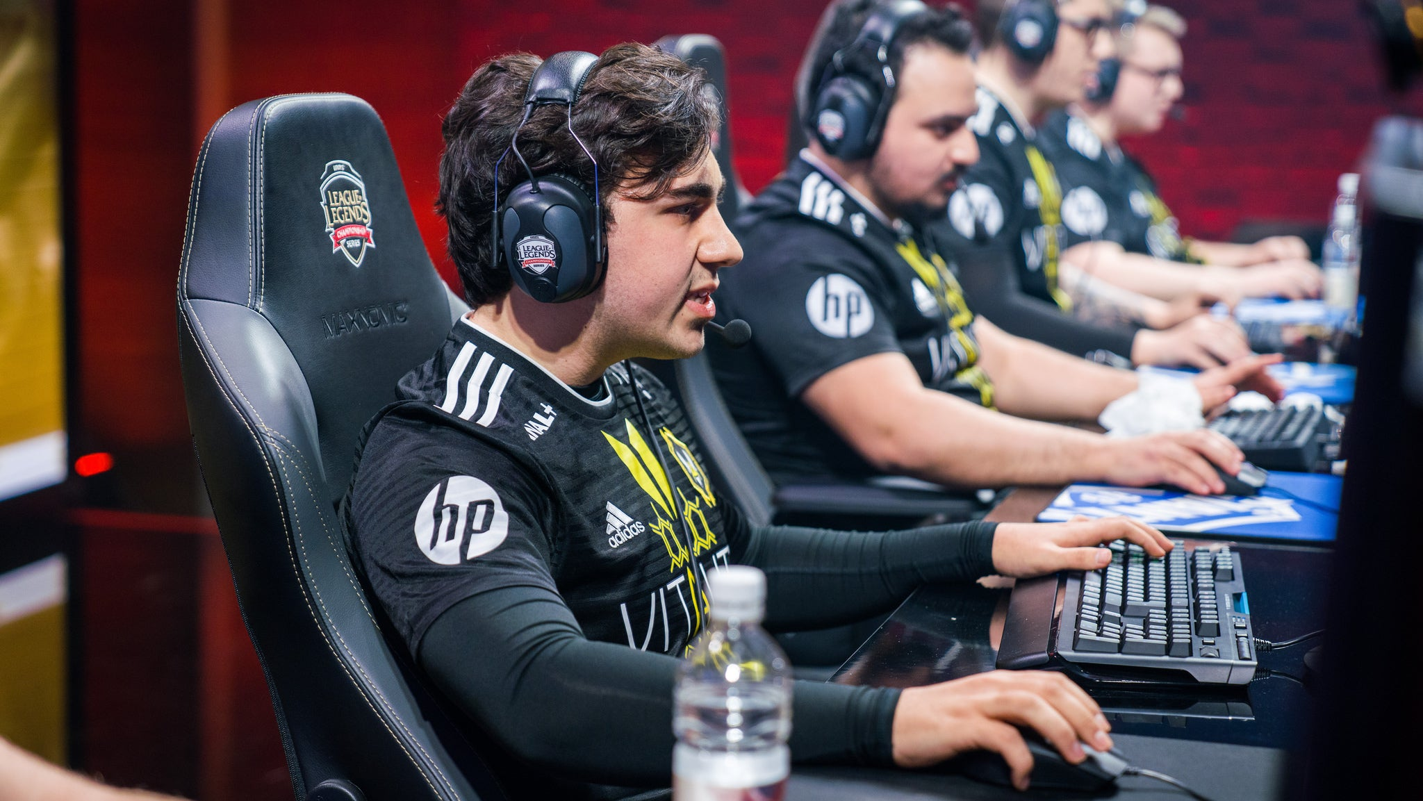 Vitality's Young Bucks Are Starting Hot In European League Of Legends