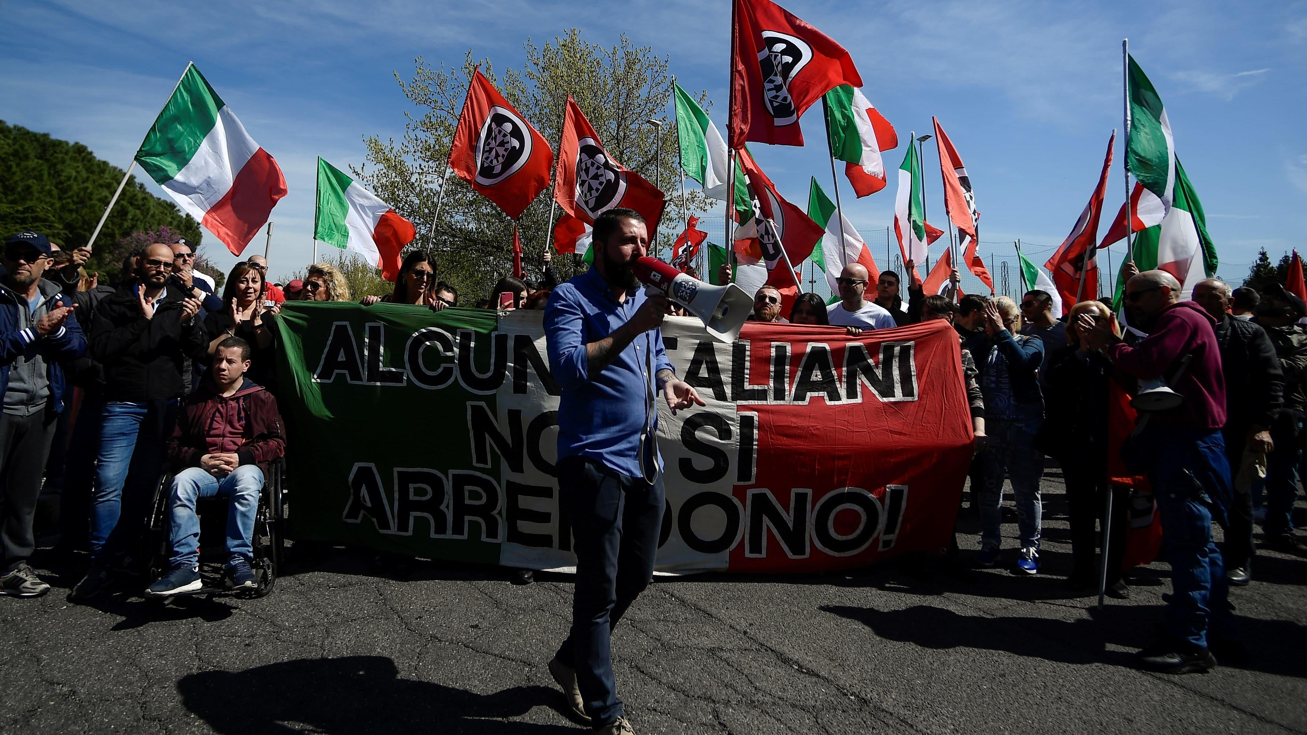 Italian Court Orders Facebook To Restore Neo-Fascist Party's Account