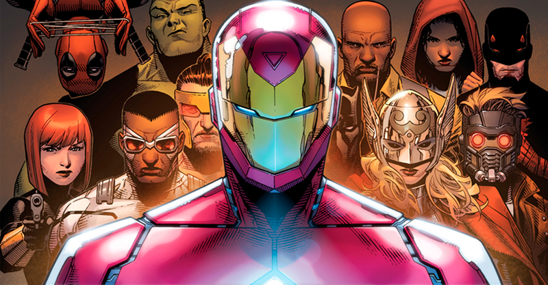 Here Are the Opposing Teams In Marvel's Civil War II Comics