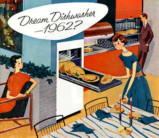 We're Still Waiting On The Dishwasher Utopia