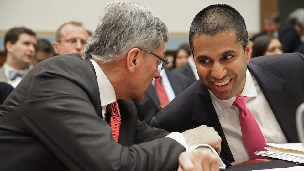US FCC Chairman Ajit Pai Doesn't Want Responsibility For Maintaining Net Neutrality