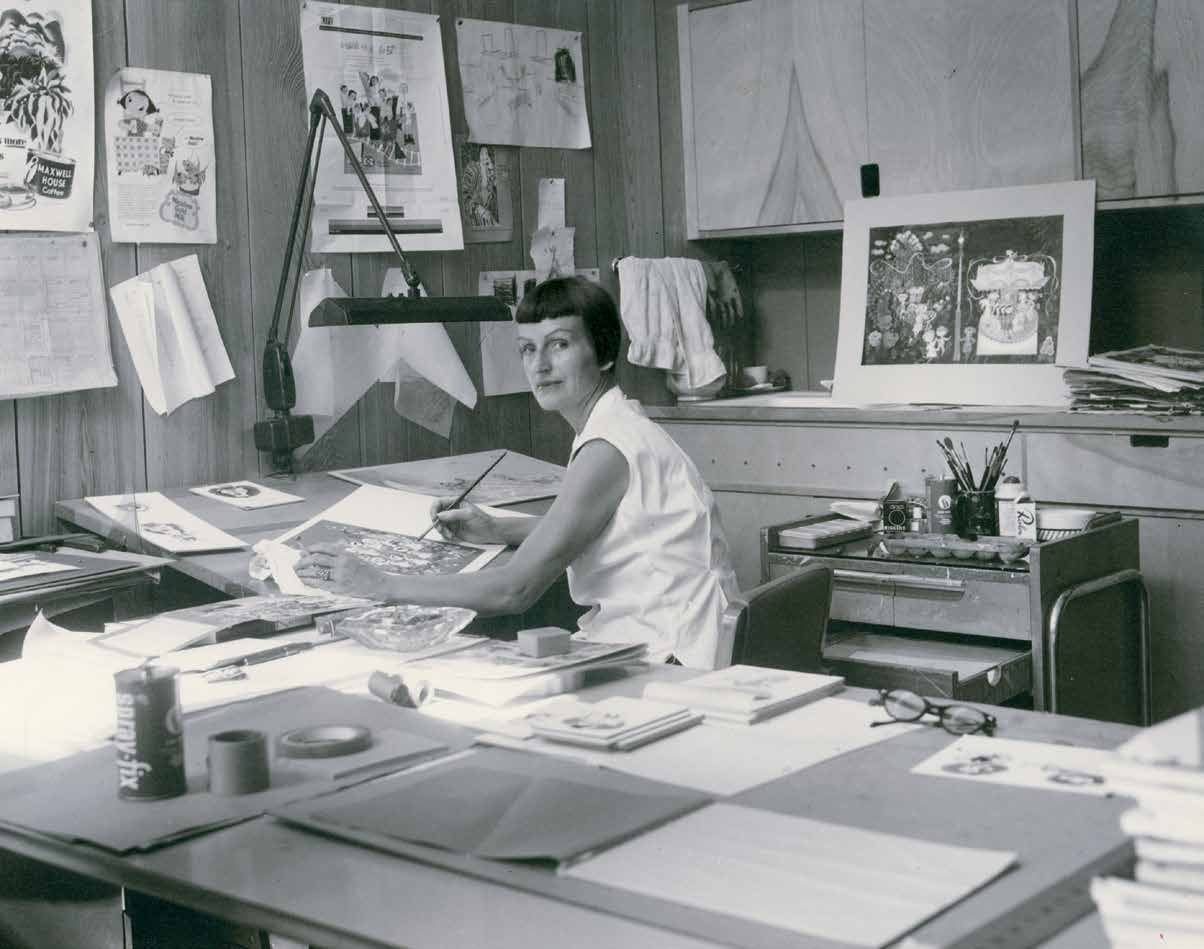 Inside the Fantastic World of Disney's Most Famous Art Director