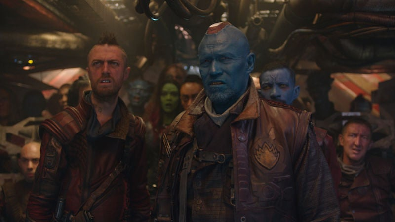 James Gunn Has Ideas For A Guardians Of The Galaxy Spin-Off