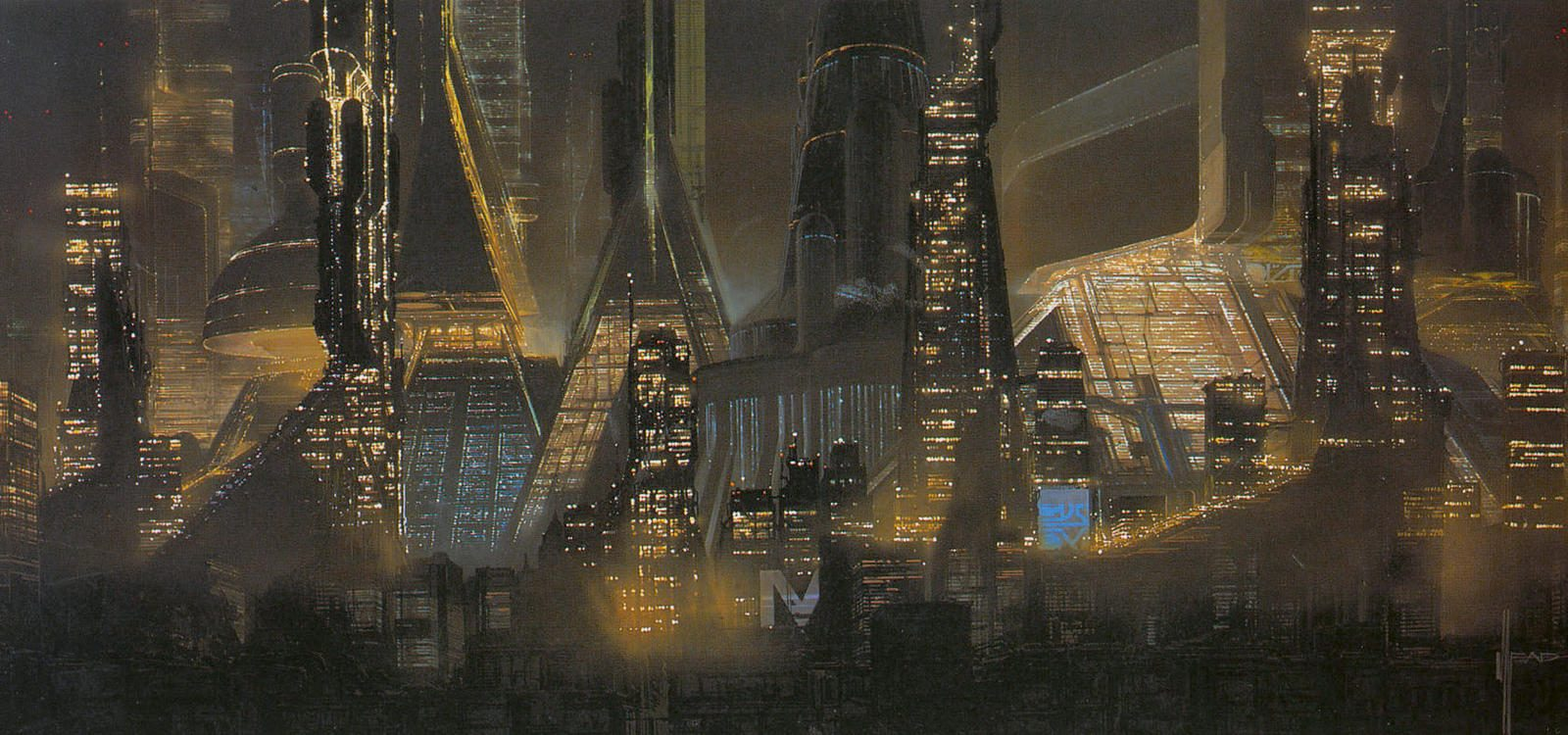 Syd Mead Has Died