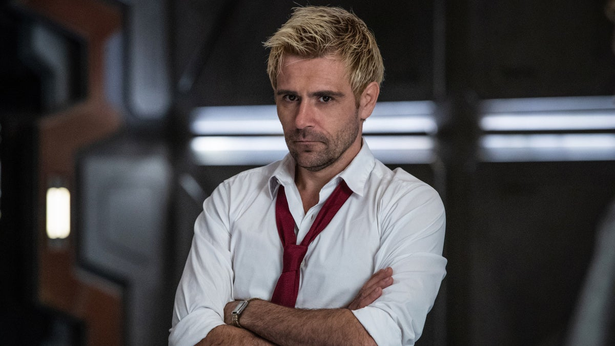 We Now Know Who's After Constantine On Legends Of Tomorrow, And He's A Big Deal