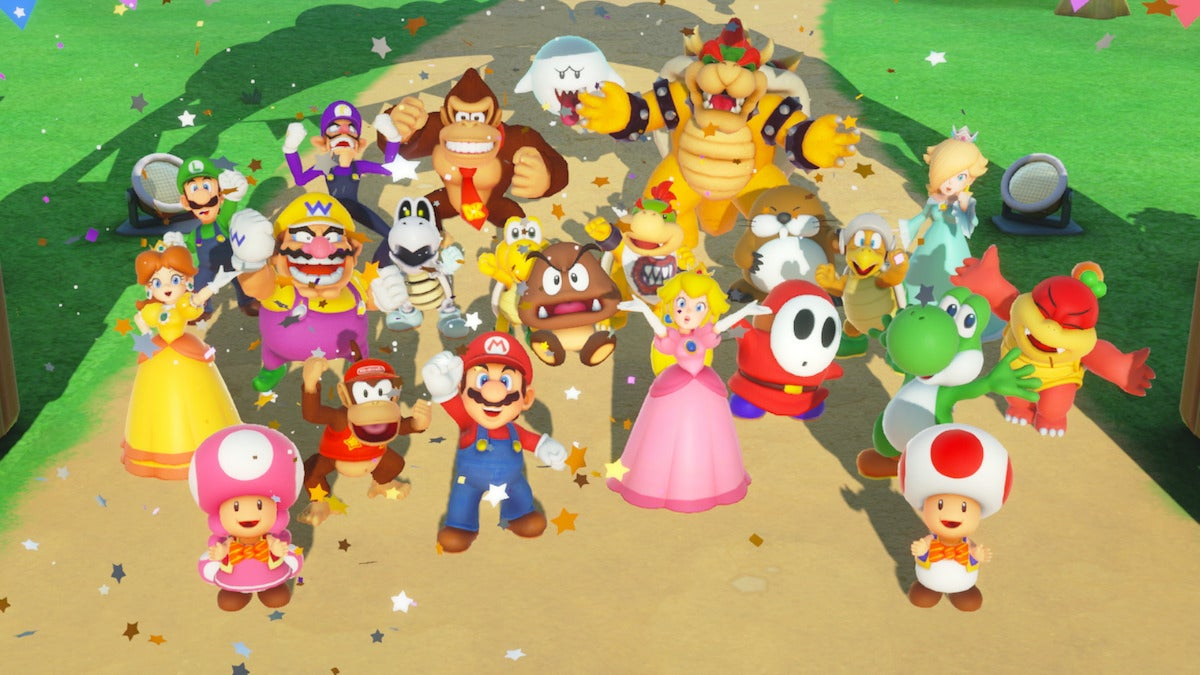 How To Have The Best Time Playing Super Mario Party