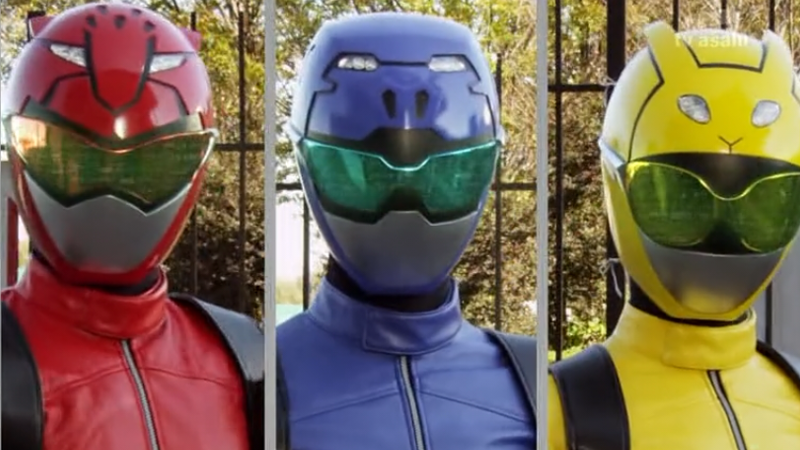 The Next Power Rangers Series Is Adapting Super Sentai's Own Homage To… Power Rangers?
