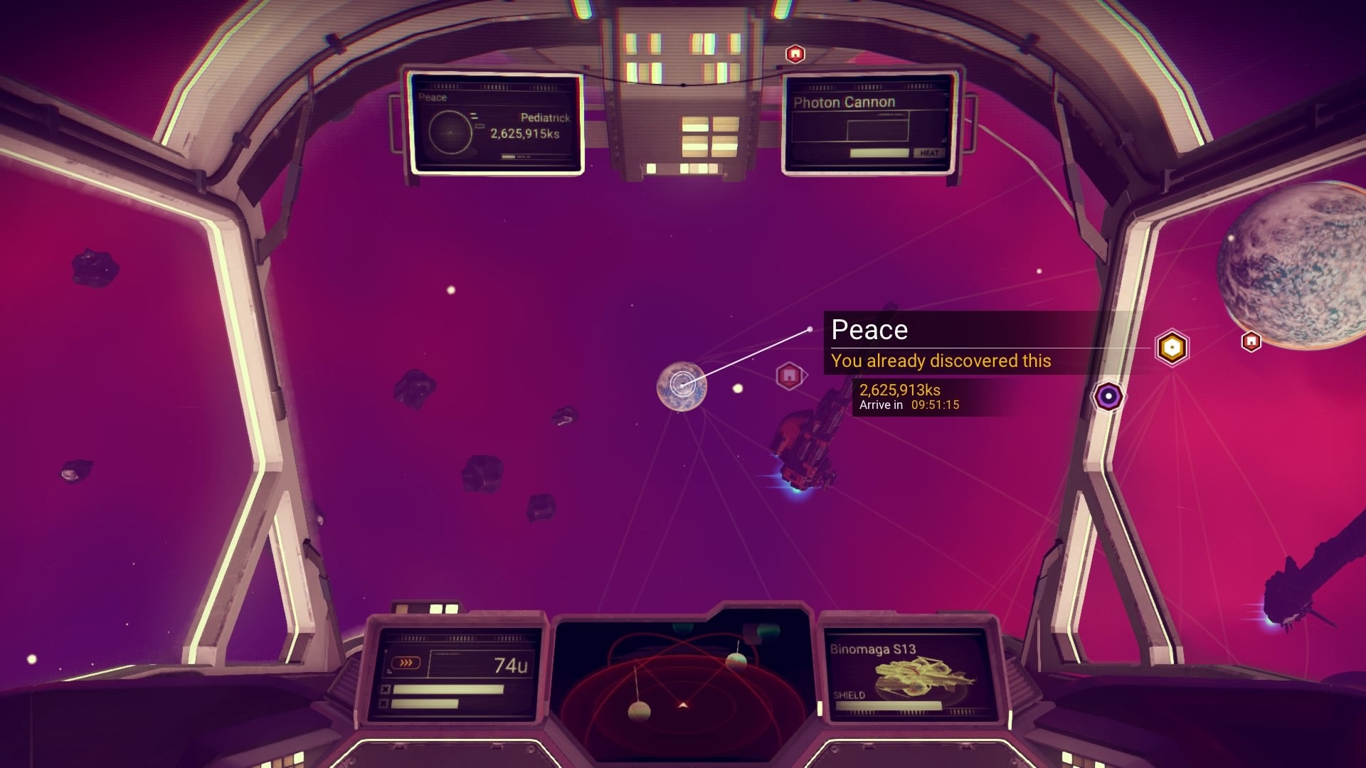 How I Found Peace Exploring The Vastness Of Space In No Man's Sky