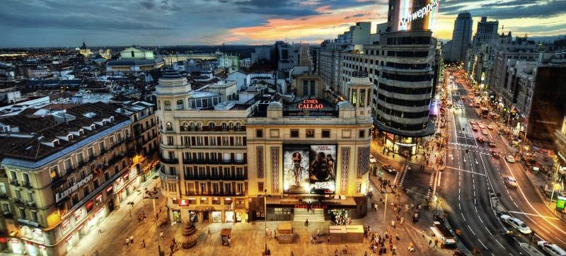 Madrid's New Parking Meters Charge More For Gas Guzzlers
