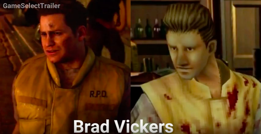 Let's Compare Resident Evil 3 Remake With The Original Graphics