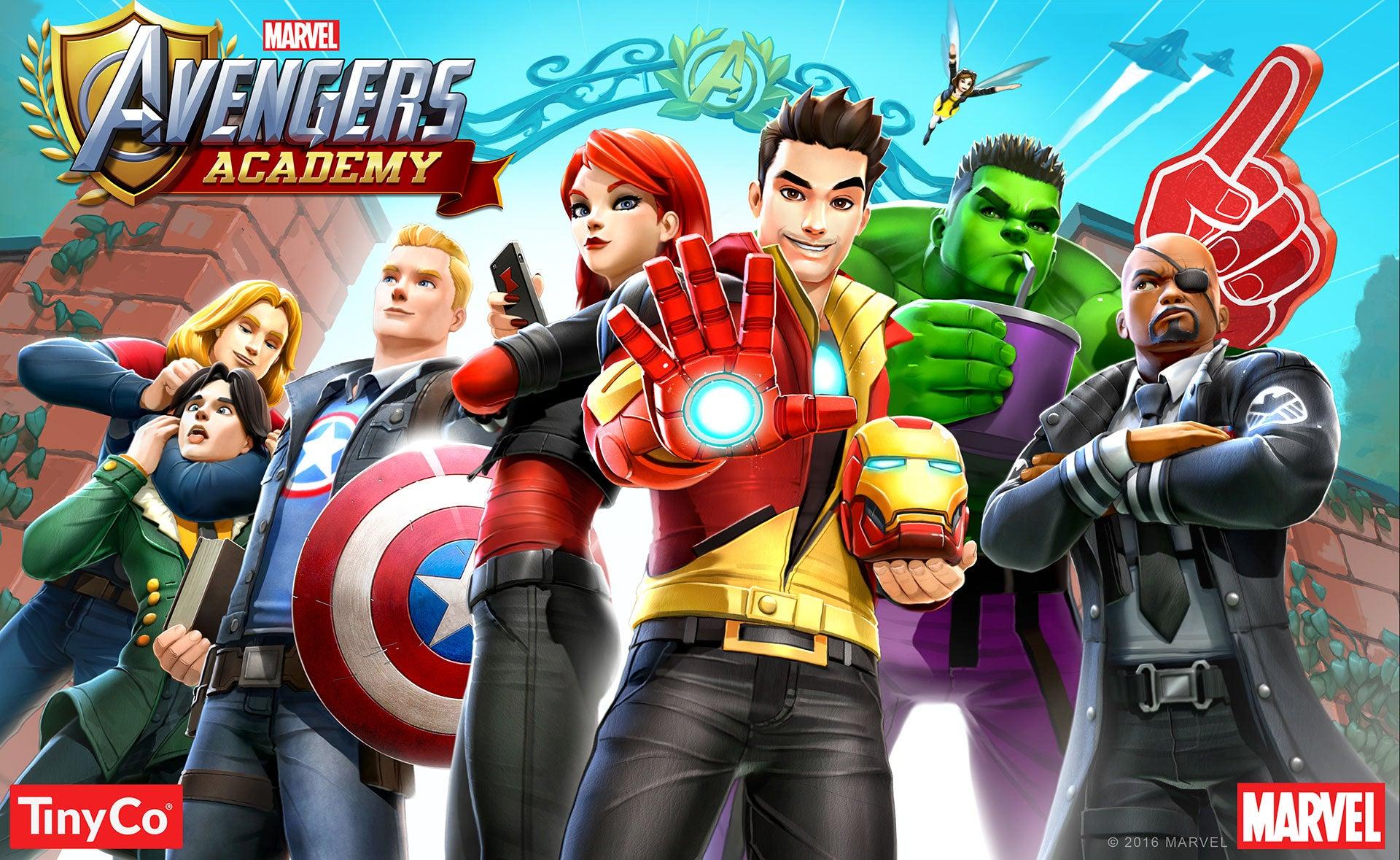 Marvel Game Free