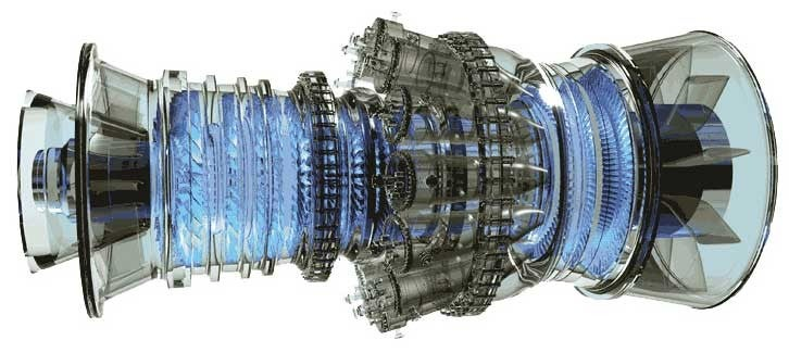 Monster Machines: The World's Biggest And Best Gas Turbine Can Power 400,000 Homes