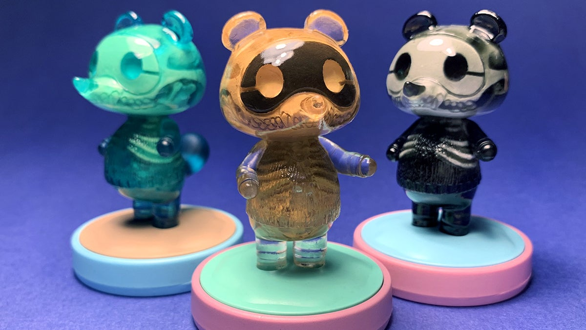 Artist Gives Us A Peek Inside Animal Crossing's Resident Loan Shark