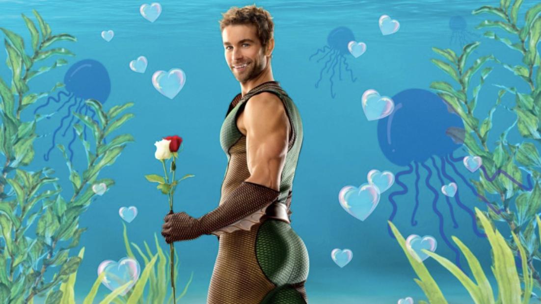 The Boys' Superhero Cheesecake Calendar Is, Uh, Fish-Flavored