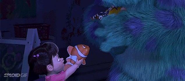 Fun video reveals the hidden Easter eggs in Pixar movies